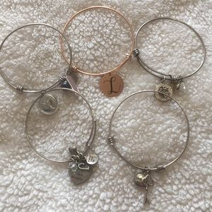 Jewelry - Bangle charm lot
